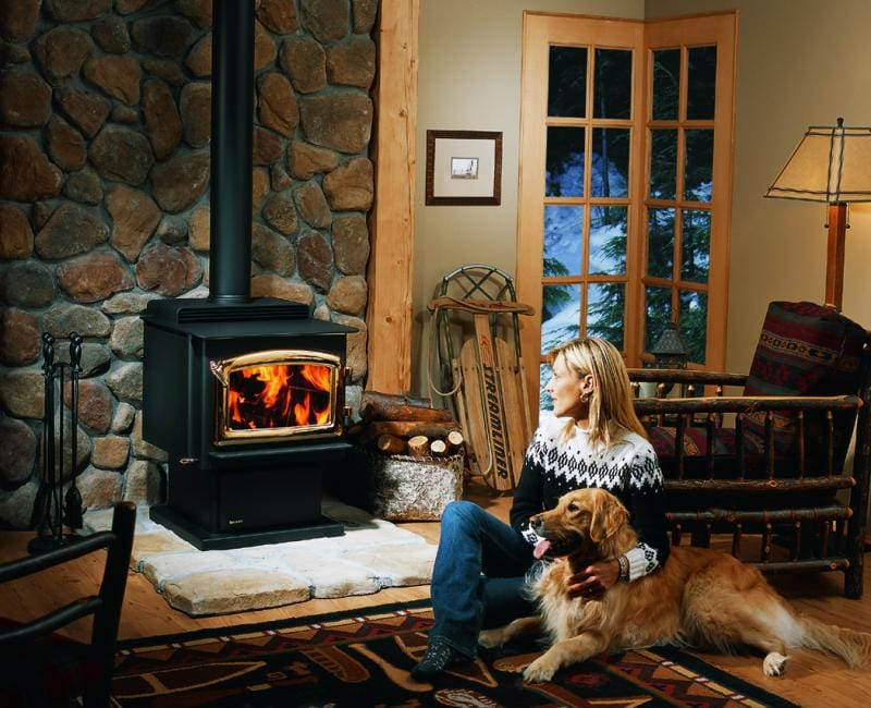 Baby It's Cold Outside – Fire Up the Woodstove