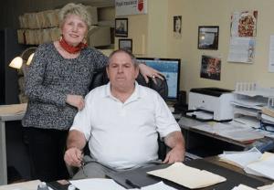 Bill & Jean Dawe - Crosbie Job Insurance - NL Auto Home & Business Insurance